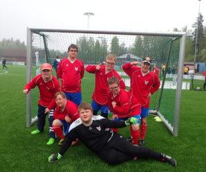 Fotball trening starter 4.mars i Gjønneshallen