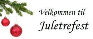 KIWANIS Juletrefest Tirsdag 9. januar kl 17.30