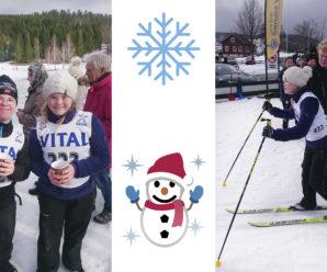 Takk for en super dag på VinterVivil!