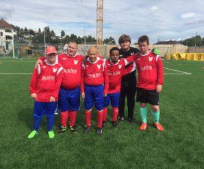 Påmeldingskjema for fotballen; Landsturnering i Bergen 7.-9.sept 2018