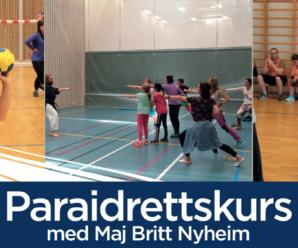 Akershus idrettskrets inviterer til parakurs!