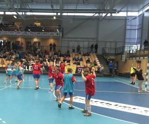 Vivil spilte oppvisningskamp i Nadderud Arena