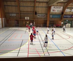 HU serien i Vestbyhallen
